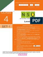 Nso Level2 Class 4 Set 1