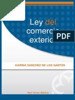 Ley de Comercio Exterior_Karina Sánchez de Los Santos