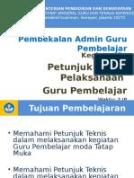 PPT 3 Petunjuk Teknis GP