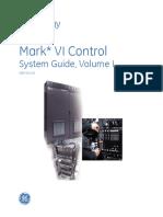 Geh6421 Vol i MK6 Control System Guide Volume 1