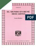 Benítez Laura_El mundo en René Descartes