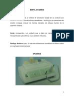 Guía Exfoliaciones 2 PDF