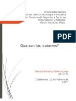 Investigacion de Icoterms