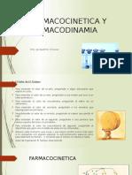 Farmacocinetica y Dinamia Clase 2