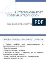 2. Filosofia y Tecnologia Post Cosecha