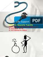 PALS (pediatric advanced life support)
