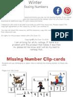 Winter Missing Number Clip Cards.pdf