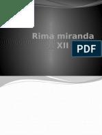 Rima Miranda