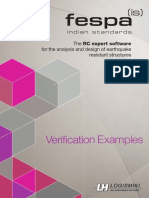 Fespa is Verification Examples