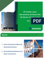 Interbank, El Crédito Como Herramienta de Inversion