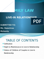 Family Law PPt