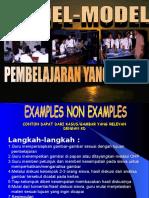 Materi 15. Model-model Pembelajaran-SMA