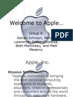 Final Apple Presentation