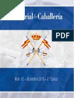 Memorial Caballería 82