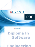 Software Testing Course Content,Advanto Software