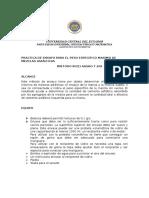 Manual de Práctica Ensayo RICE