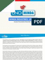 Minda Industries Ltd_Q2 FY17 Result Update Presentation .pdf