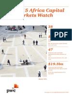 Africa Capital Markets Watch 2015