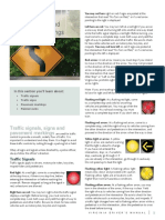 Section 2- Signals, Signs and Pavement Markings