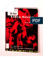 Kraus Chris Video Green Los Angeles Art and the Triumph of Nothingness