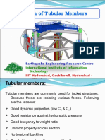 Design of Tubular Members