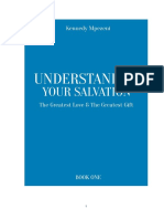 Understanding Your Salvation - Book One - The Greatest Love & the Greatest Gift 6x9
