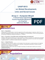 UHAP 6013 - Assignment Group 2 - Minyak