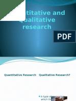 Quantiative vs Qualitative - Prof Dr Dr Syamsulhadi SpKJ(K)
