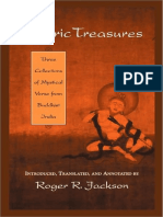 Jackson, Roger (Translator) - Tantric Treasures; Three Collections of Mystical Verse From Buddhist India (2004)