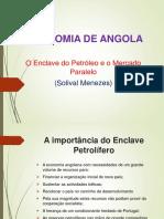 O Enclave Petrolifero e o Mercado Paralelo