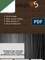 5. Perkembangan Kerajaan Islam di Indonesia kel 5.pptx