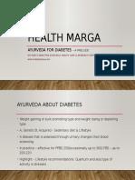Prelude Tp Diabetes