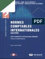 normes comptables internationales