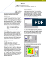Applied Geostat With Jmp