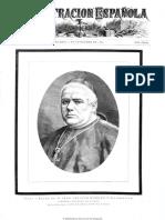 La Ilustración Española y Americana. 8-9-1884