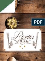 La Tua Ricetta Stellata Birra Moretti