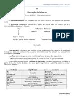 4 - Formaçao de Palavras - Fi