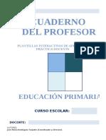 Cuaderno Del Profesor Completo Primaria