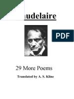 baudelaire poems pdf