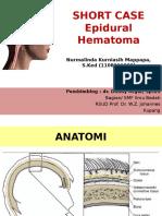 SHORT CASE 1 Epidural Hematoma
