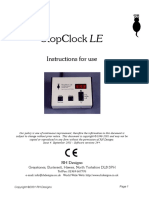 StopClock LE UM v24