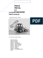 CASE 580 SUPER M PARTS CATALOG(1) 580 m.pdf | Transmission ...  Case Backhoe Wiring Diagram on