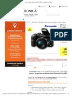 Cámara de Fotos Panasonic DMC-LZ40EG-K Outlet _ Precio Oferta