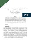 Modal Analysis of a Tensegrity Structure by Bossens, Callafon, Skelton