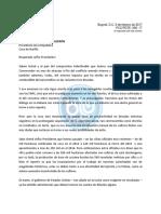 El cuestionario del Conservatismo a Santos por cultivos ilícitos y consumo de drogas