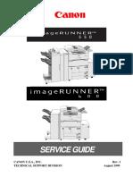 imageRUNNER iR550, iR600 Service Guide.pdf