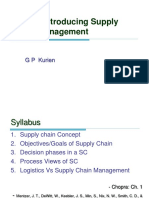 01 Supply Chain Management