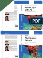 Marine Algae Extracts. Processes Product