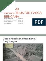 Evaluasi Infrastruktur Pasca Bencana[1]