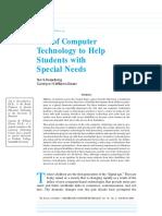 Computer Tech Needs